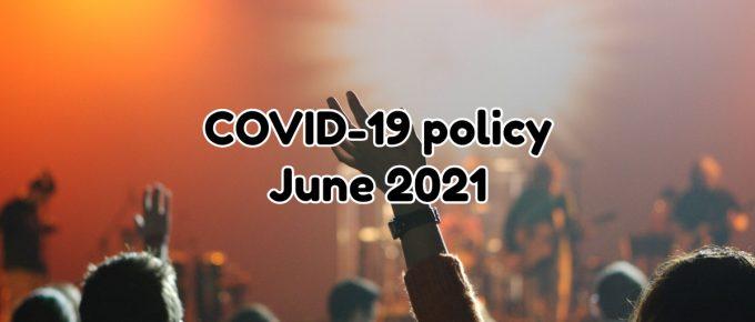 covid19 policy 6/30/2021